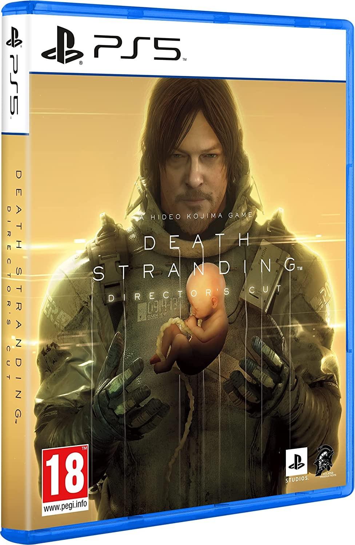 Death Stranding Режисерська Версія | Death Stranding Director's Cut PS5