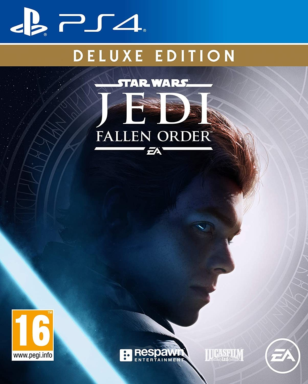 Звёздные Войны Джедаи Павший Орден Издание ДеЛюкс | Star Wars Jedi Fallen Order Deluxe Edition PS4