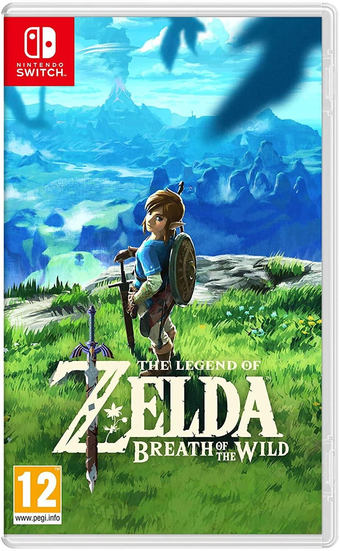 The Legend of Zelda: Breath of the Wild б/в