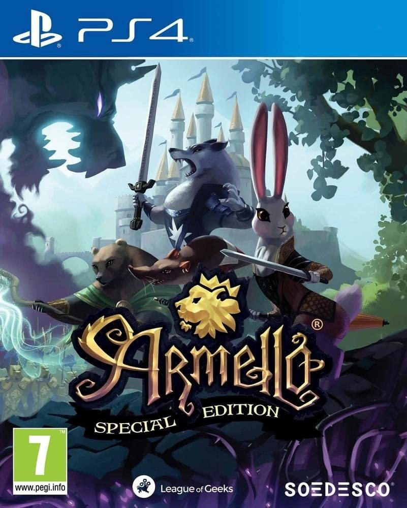 Armello Special Edition | Армелло PS4