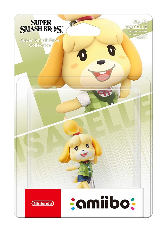 Super Smash Bros.: Інтерактивна фігурка amiibo - Isabelle