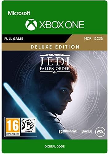 Звездные Войны Джедаи Павший Орден | Star Wars Jedi Fallen Order Deluxe Edition + EA Access 1 месяц (КОД) XONE