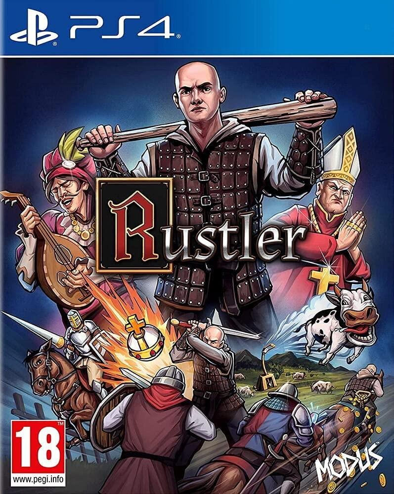 Rustler PS4