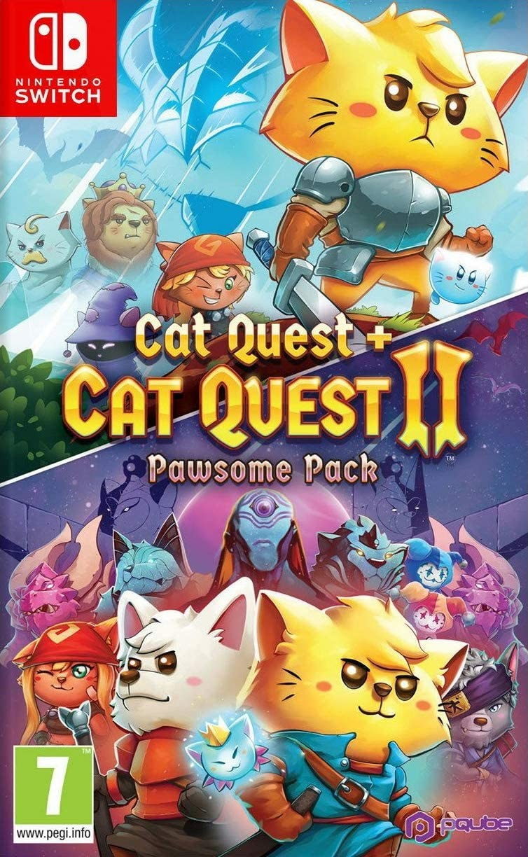 Cat Quest + Cat Quest II Pawsome Pack SWITCH