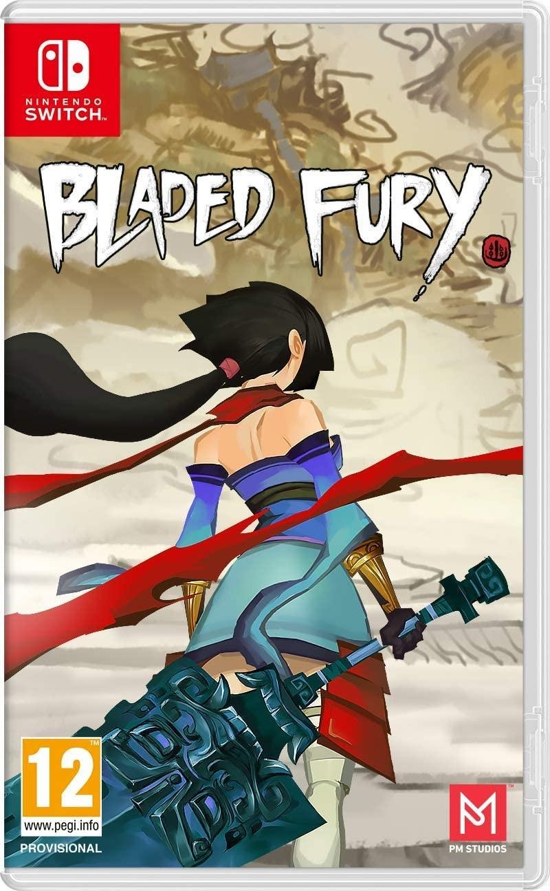 Bladed Fury SWITCH