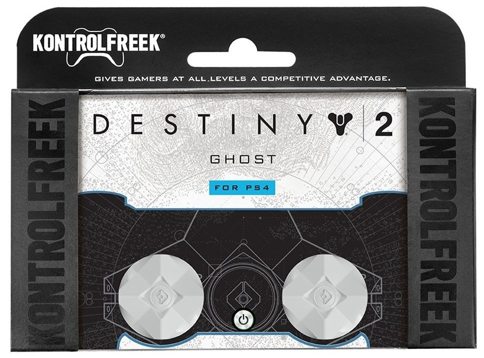 Destiny 2: Ghost KontrolFreek | FPS Freek | Накладки на стики PS4/PS5