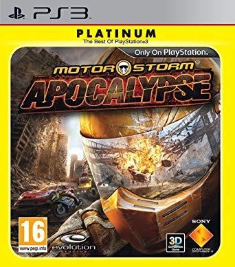 MotorStorm. Apocalypse б/у PS3