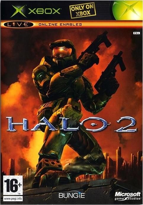 Halo 2 б/у XBOX