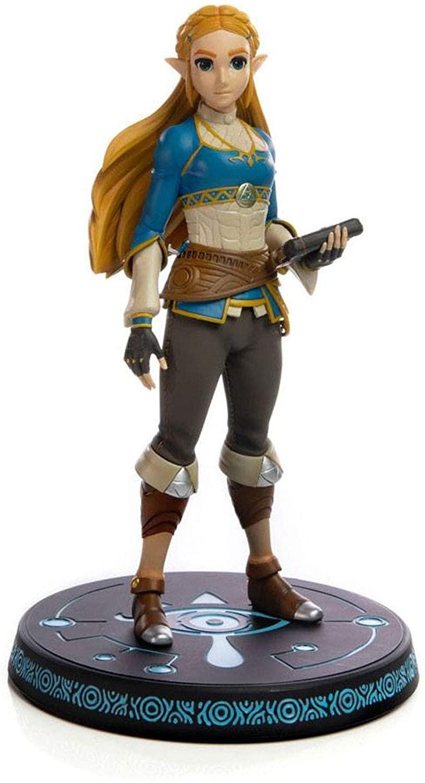 The Legend of Zelda Breath of the Wild Zelda PVC Фигурка