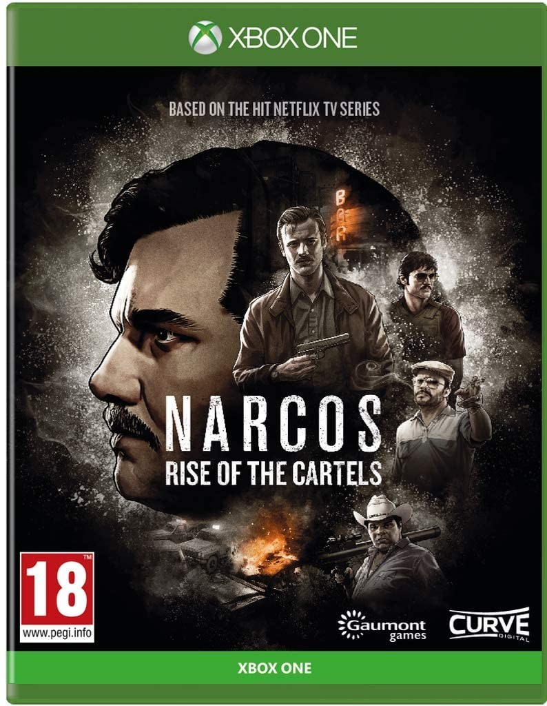 Narcos Rise of the Cartels XONE