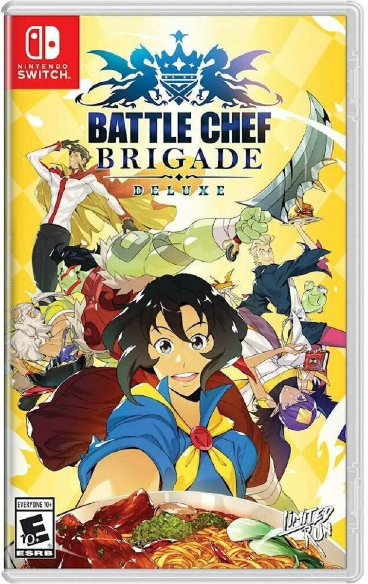 Battle Chef Brigade Deluxe SWITCH