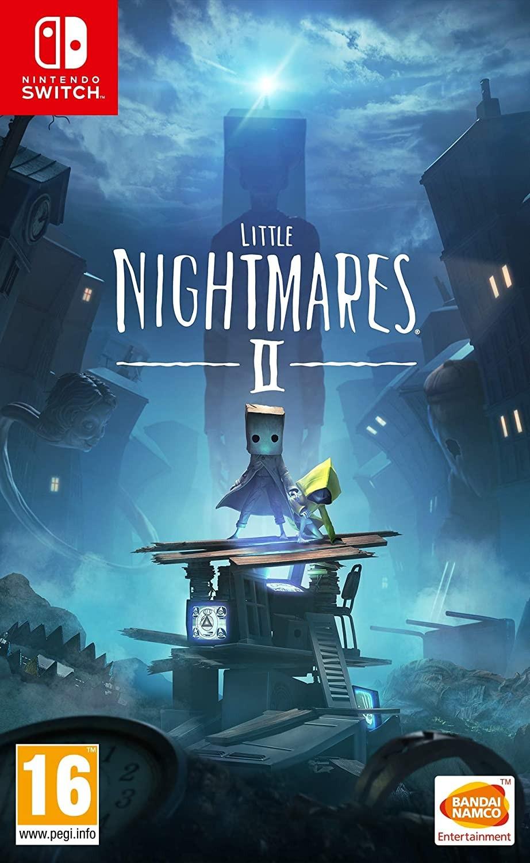 Little Nightmares 2 | Little Nightmares II SWITCH