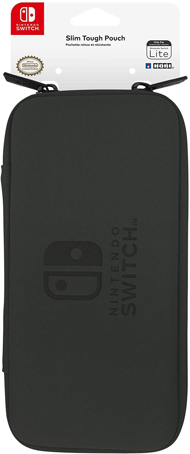 Защитный чехол Nintendo Switch Lite Slim Tough Pouch (Black) SWITCH