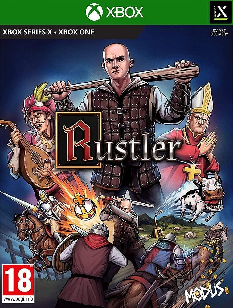 Rustler XONE/XSX