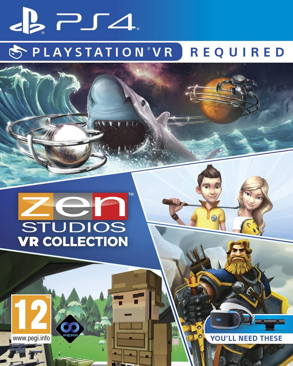 Zen Studios VR Collection PS4