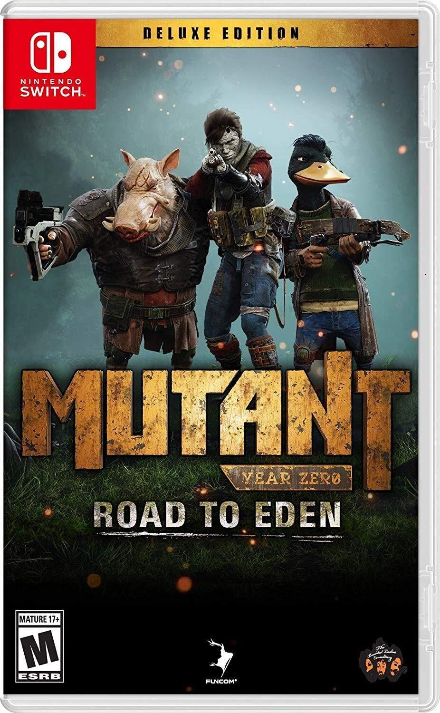 Mutant Year Zero: Road to Eden Deluxe Edition SWITCH