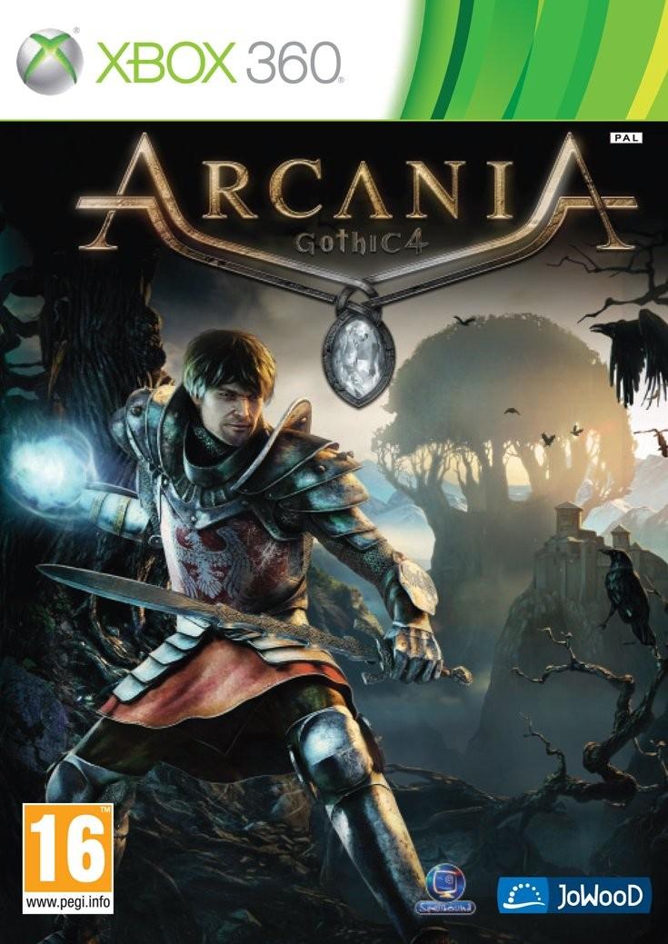 Arcania: Gothic 4 X360