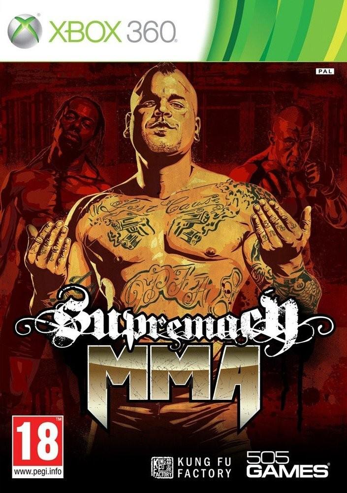 Supremacy MMA X360