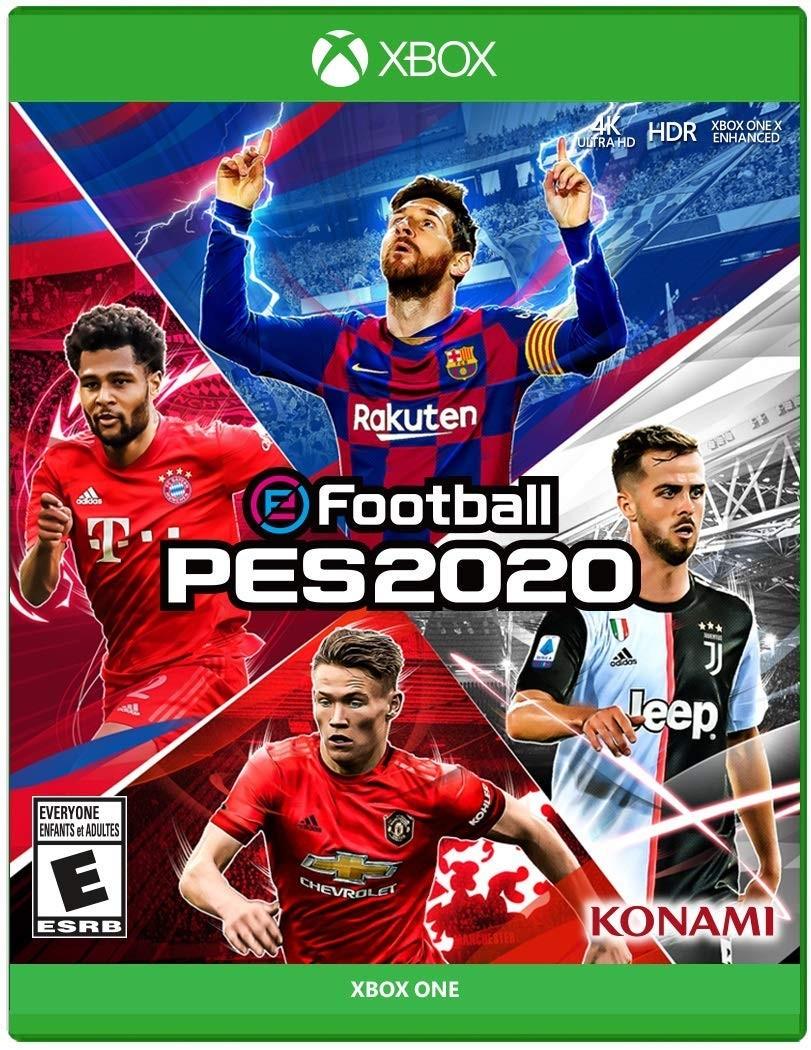 eFootball PES 2020 XONE