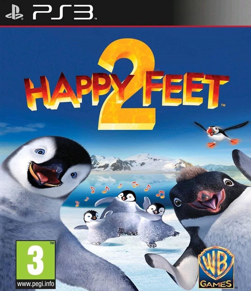 Happy Feet Two | Роби ноги 2 PS3