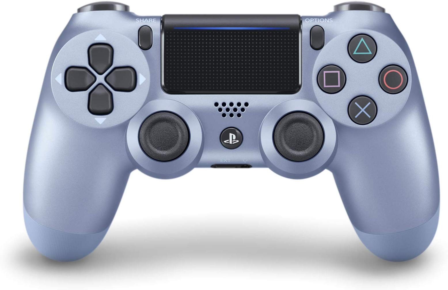 Бездротовий контролер/джойстик/геймпад DualShock 4 Wireless Controller Titanium Blue V2
