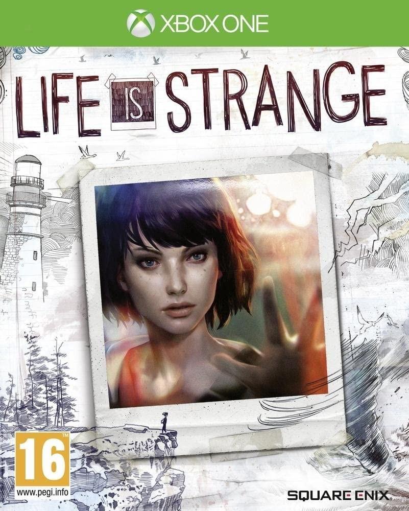 Life Is Strange Episode 1-5 XONE