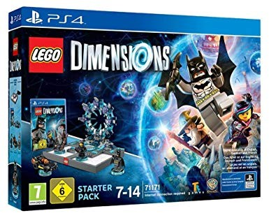 LEGO Dimensions Starter Pack | LEGO Виміри Стартовий набір PS4