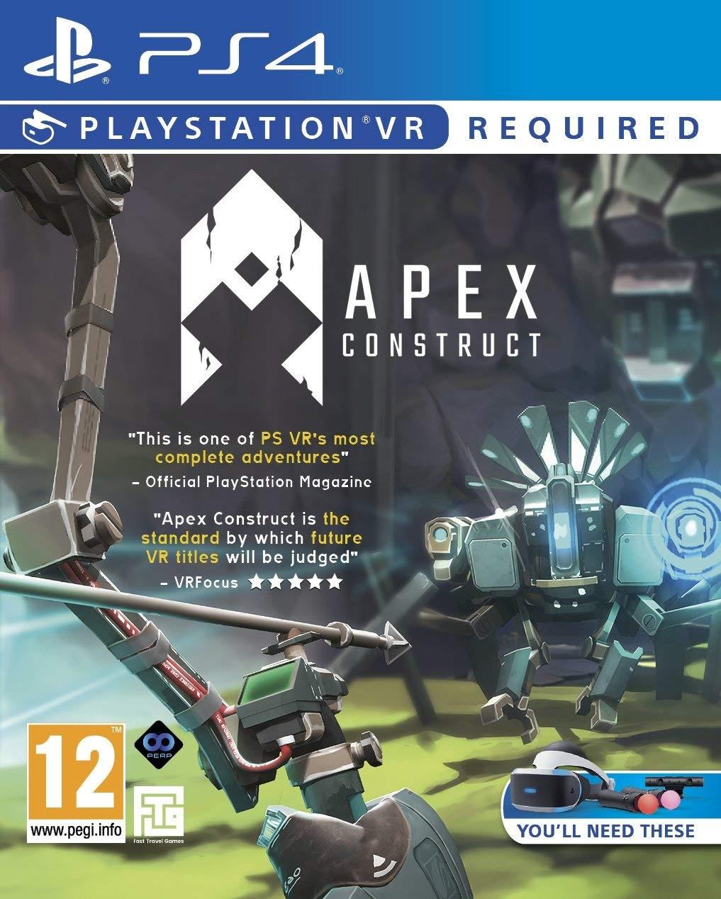 Apex Construct VR PS4