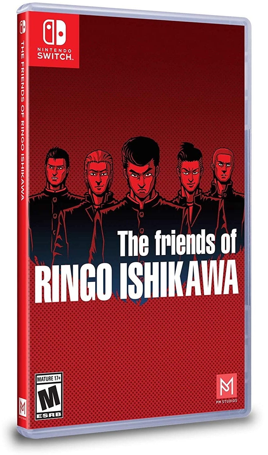 The Friends of Ringo Ishikawa SWITCH