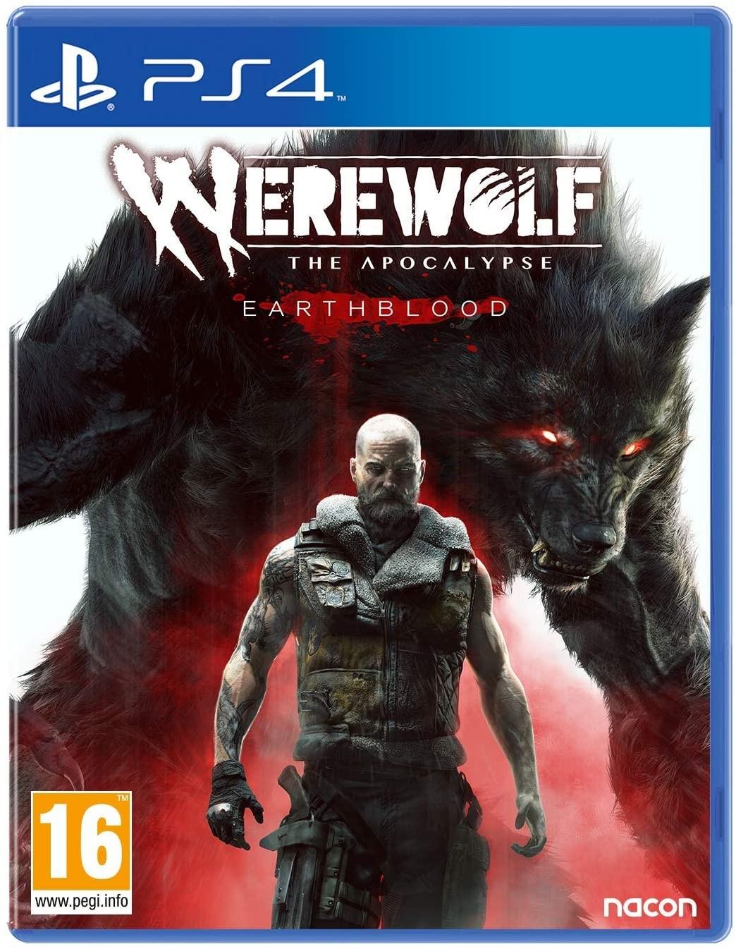 Werewolf The Apocalypse Earthblood PS4