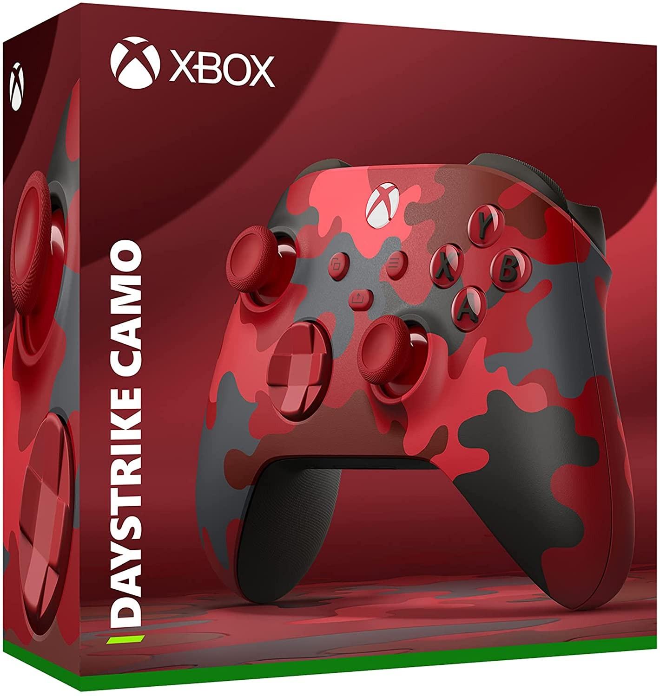 Бездротовий контролер/джойстик/геймпад Xbox Daystrike Camo SE | XBOX SERIES X/S Wireless Controller Daystrike Camo SE