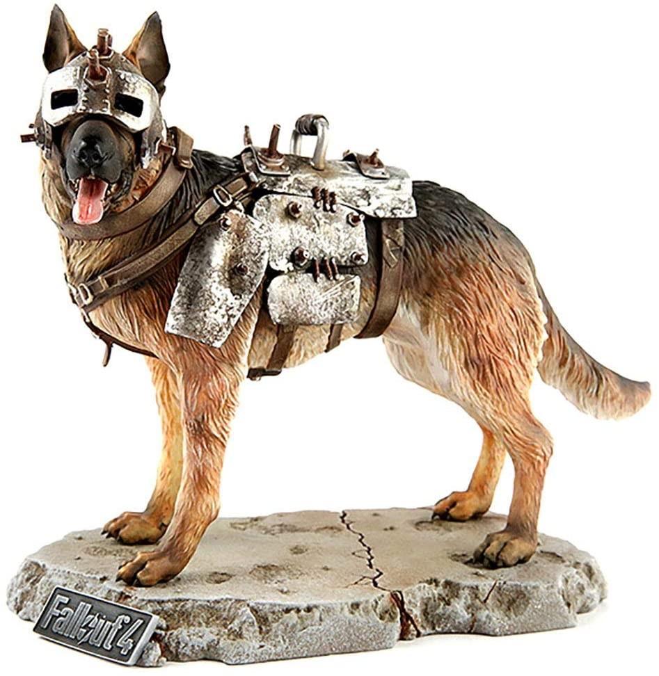 Статуетка Fallout Dogmeat 1/6 Scale Statue (масштаб 1:6)