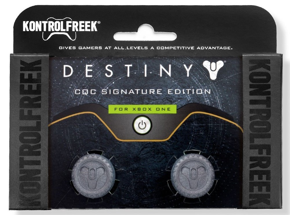 Destiny CQC Signature Edition KontrolFreek | FPS Freek | Накладки на стики XONE/XSX|S