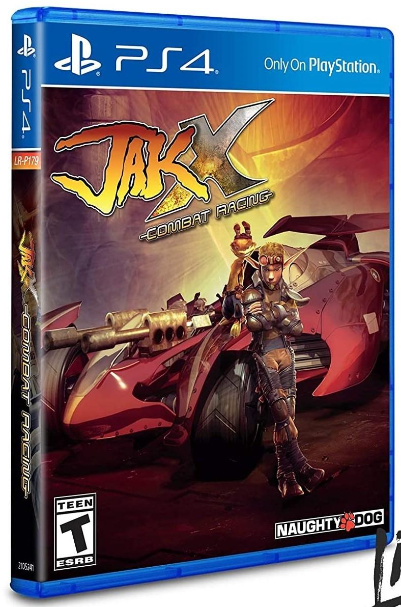 Jak X: Combat Racing PS4