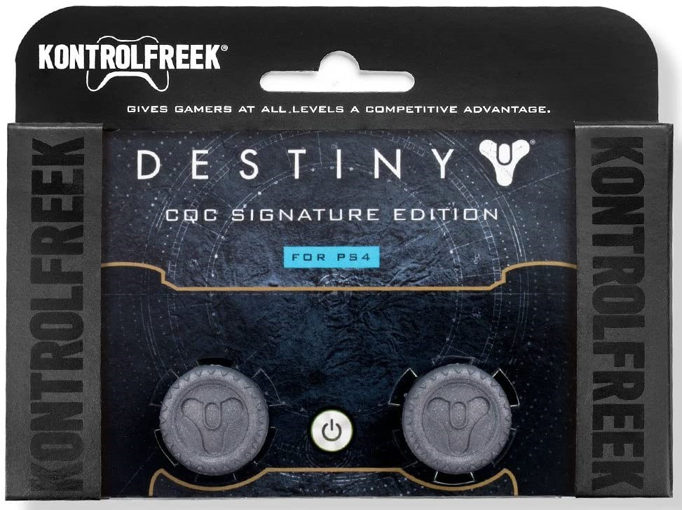 Destiny CQC Signature Edition KontrolFreek | FPS Freek | Накладки на стики PS4/PS5