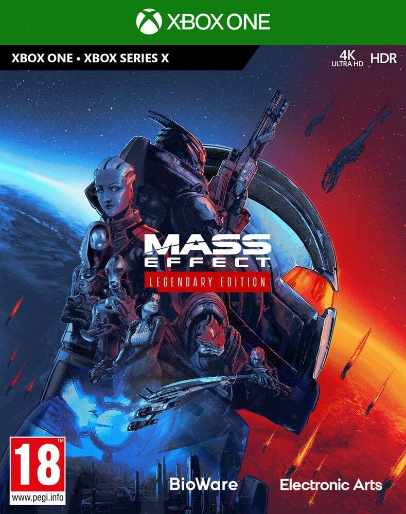 Mass Effect Legendary Edition XONE/XSX