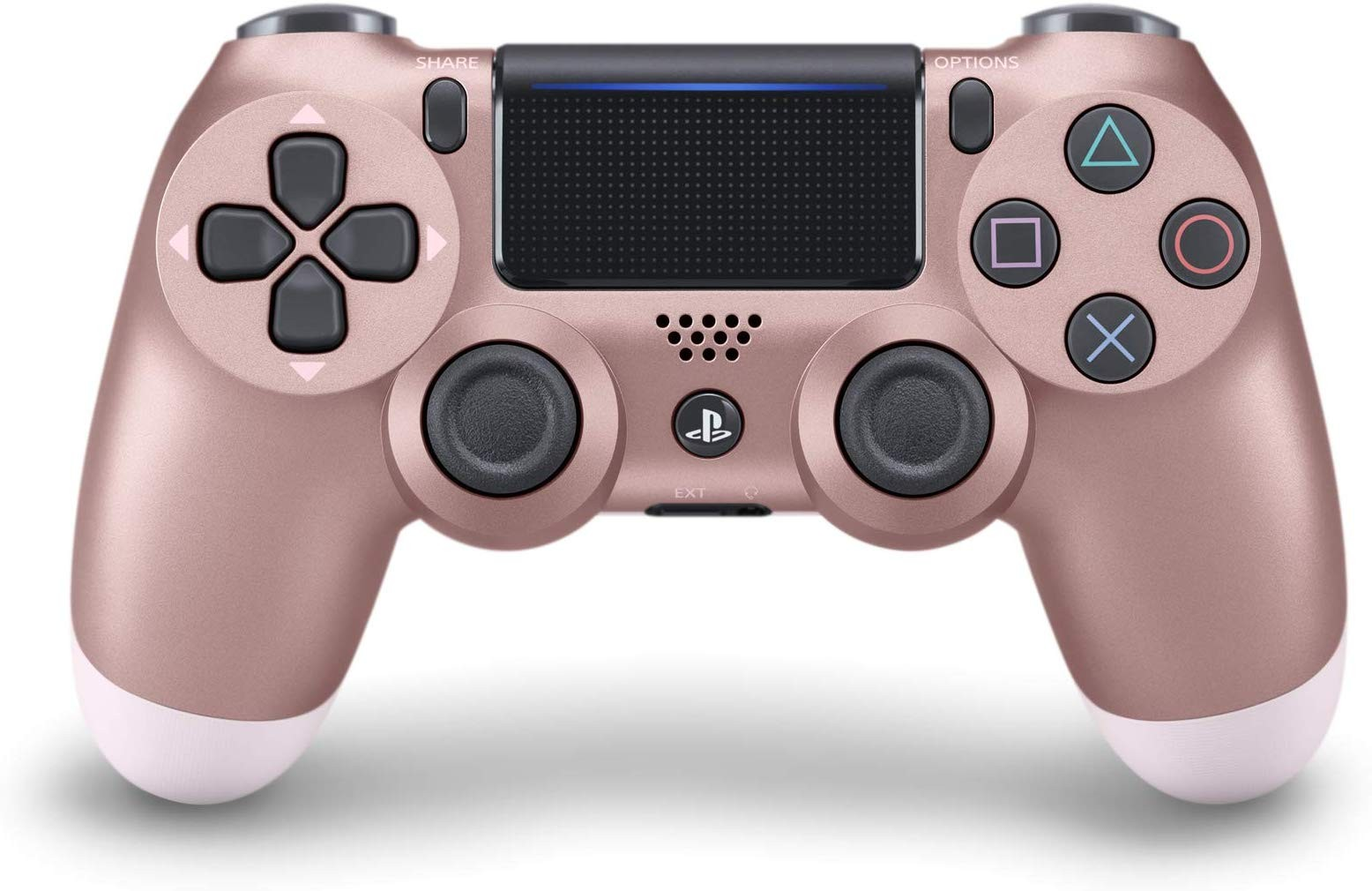 Бездротовий контролер/джойстик/геймпад DualShock 4 Wireless Controller Rose Gold V2