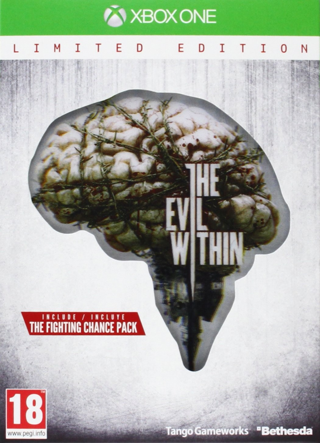 The Evil Within Limited Edition XONE