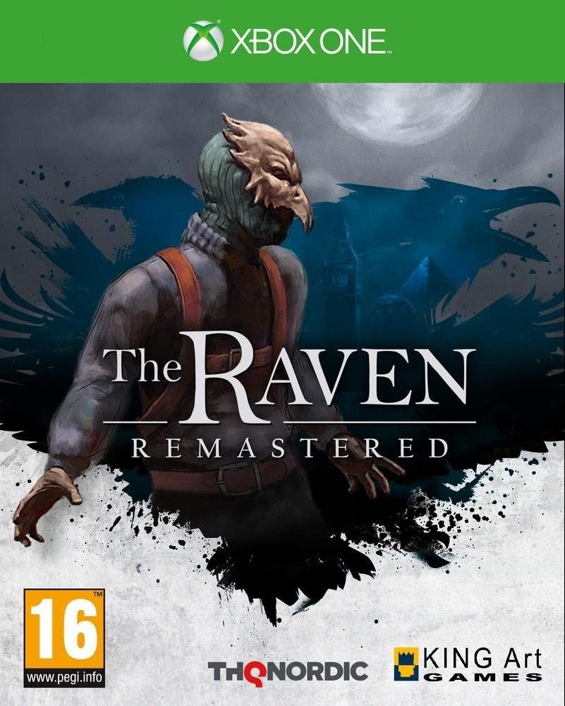 The Raven Remastered б/у XONE