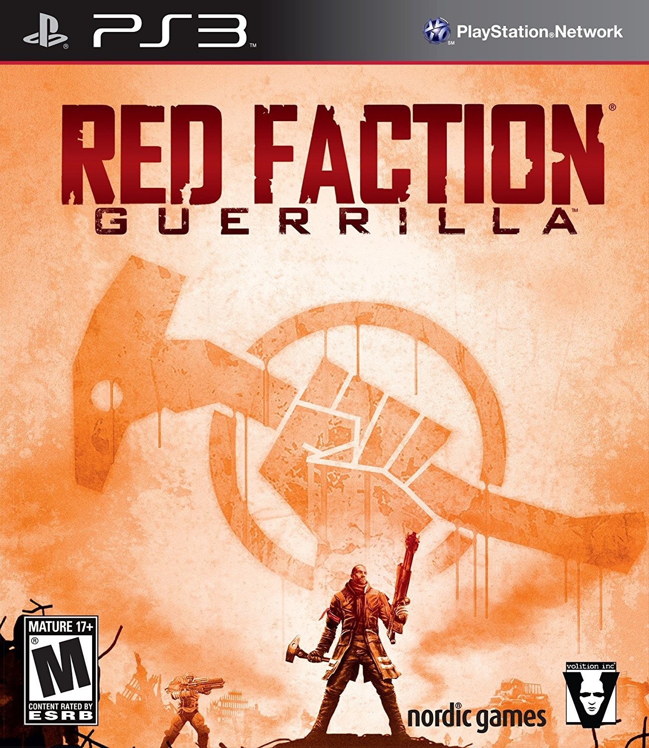 Red Faction: Guerrilla б/у PS3