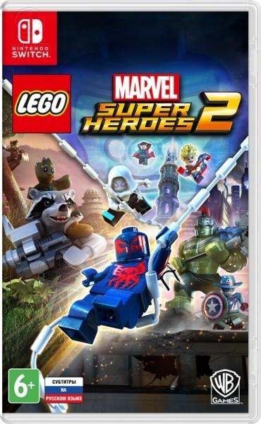 LEGO Marvel Super Heroes 2 | LEGO Marvel Супергерої 2 SWITCH
