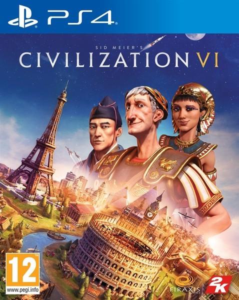 Sid Meier's Civilization VI PS4