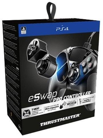 Беспроводной контроллер/джойстик/геймпад Thrusmaster ESWAP Pro controller PS4