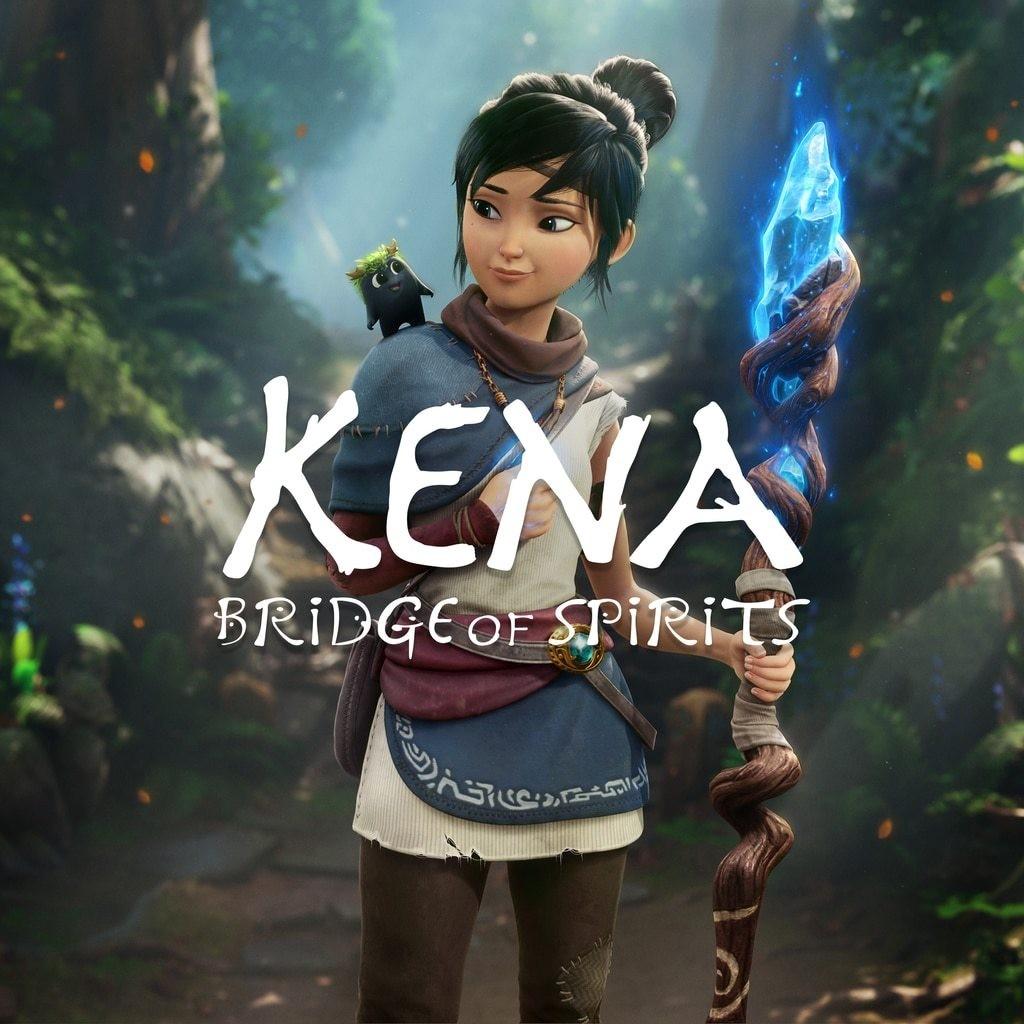 Прокат Kena Bridge of Spirits Digital Deluxe | Кена Мост Духов от 7 дней PS4/PS5