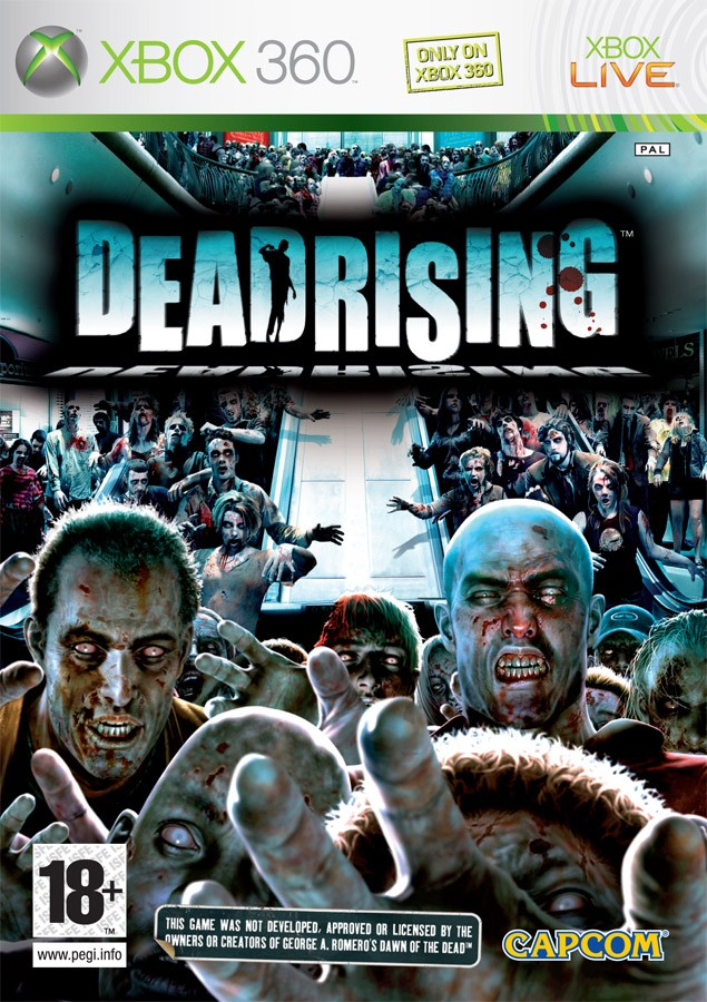 Dead Rising б/у X360