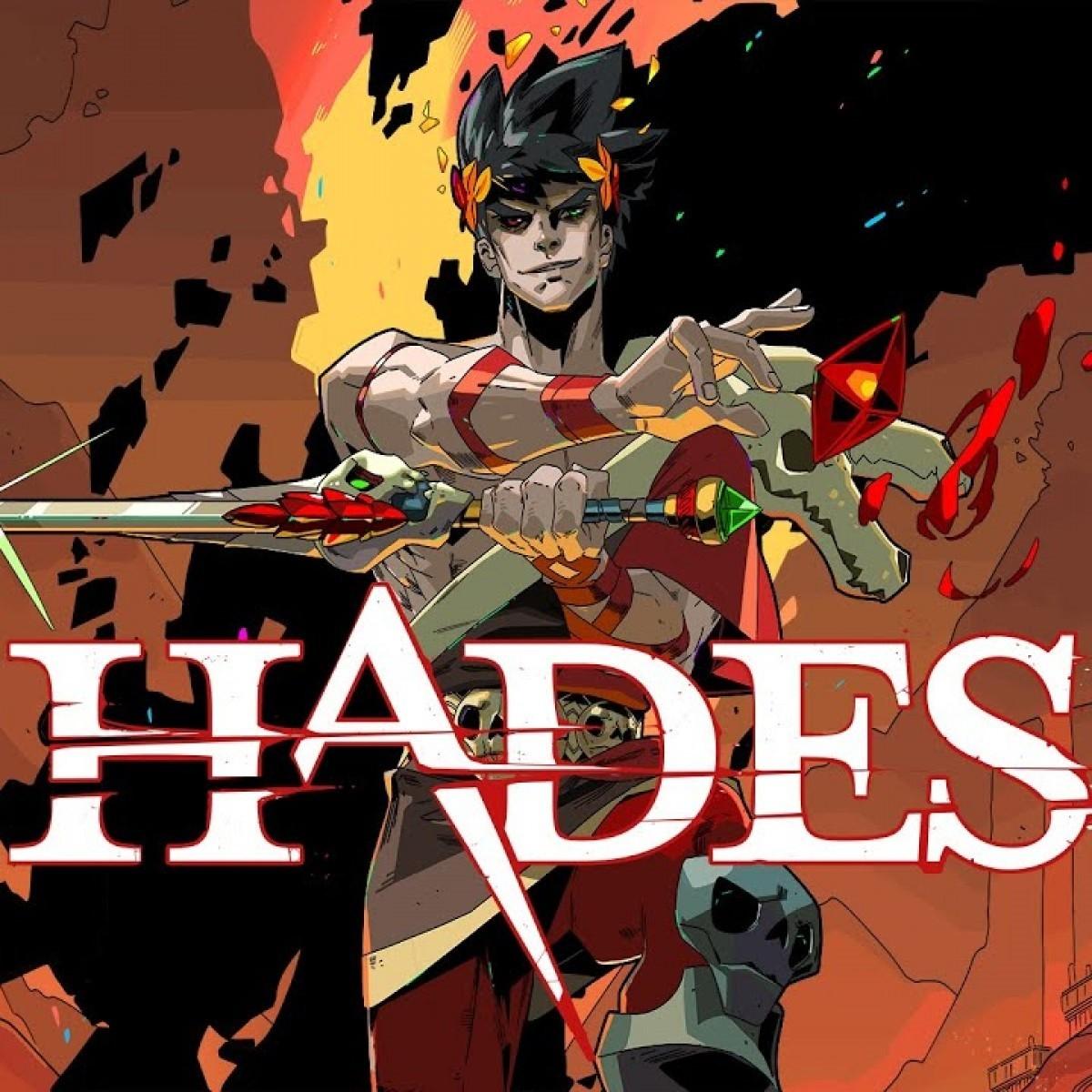 Прокат Hades от 7 дней PS4/PS5