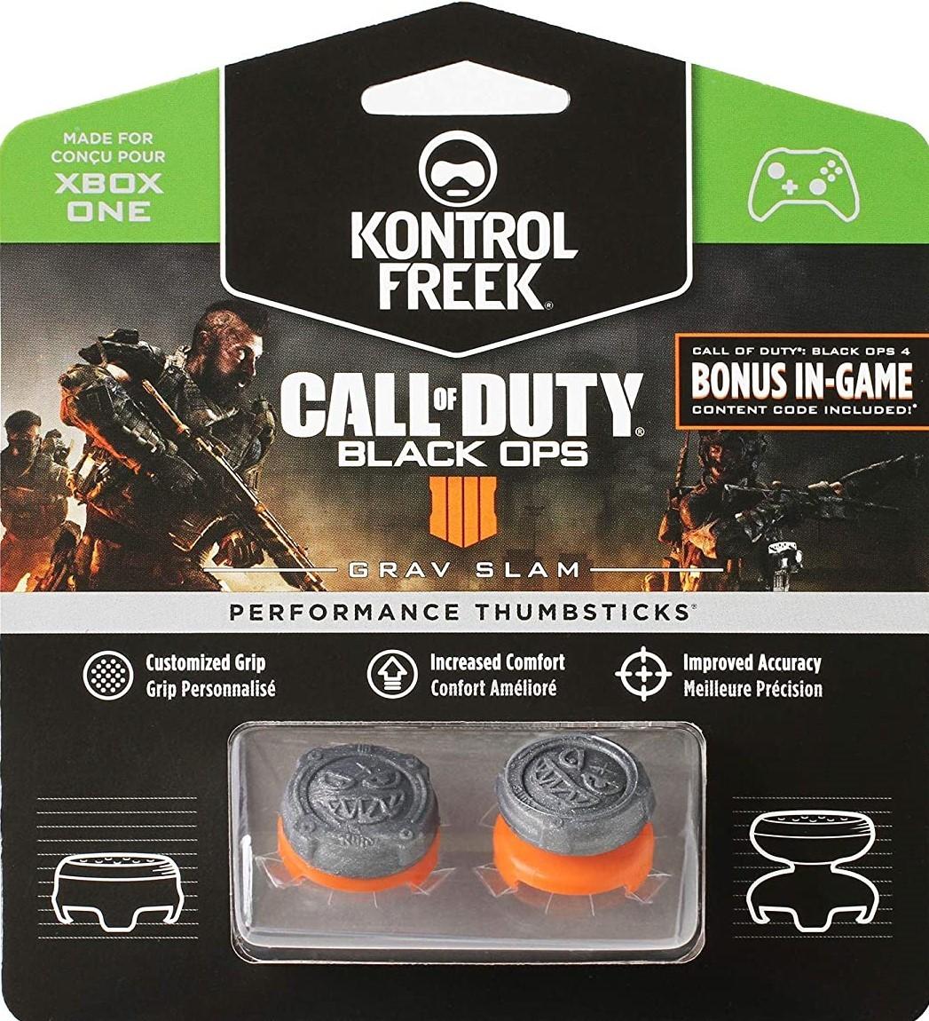 Call of Duty: Black Ops 4 Grav Slam KontrolFreek | Performance Thumbsticks | Накладки на стіки XONE/XSX|S