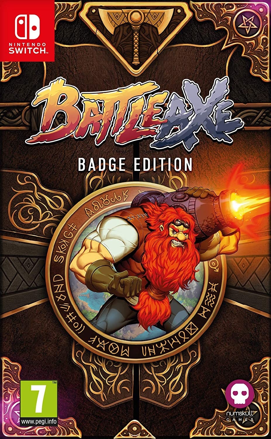 Battle Axe Badge Edition SWITCH