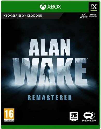 Alan Wake Remastered XONE/XSX