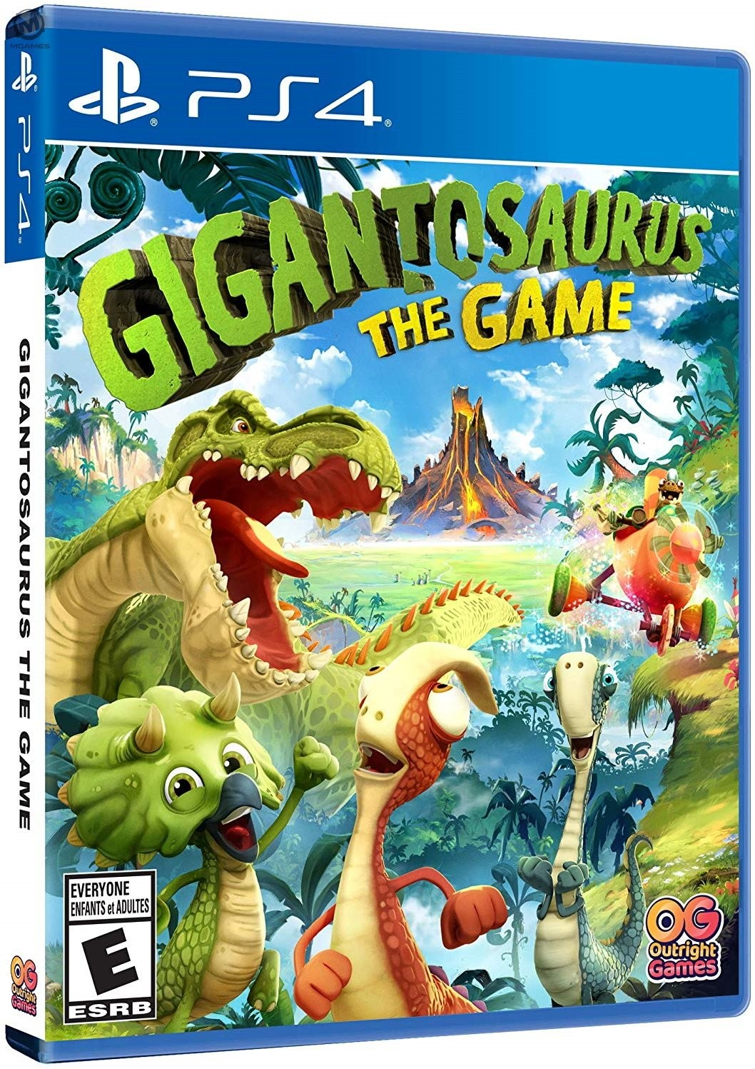 Gigantosaurus The Game | Gigantosaurus: Гра PS4